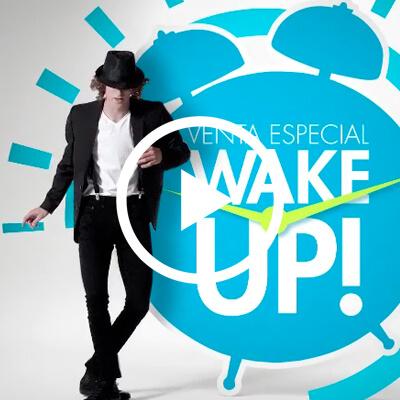 Costanera Center Wake Up